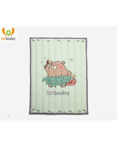 Thảm Sợi Tre Honey Bear