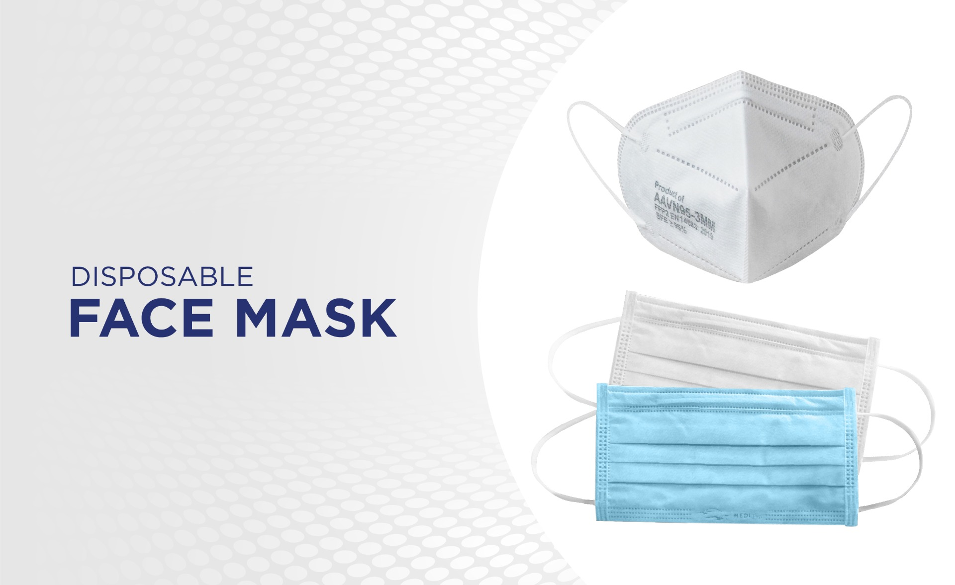 PPE surgical masks